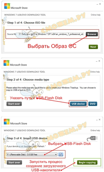 �������� ������������ USB-Flash Disk-�