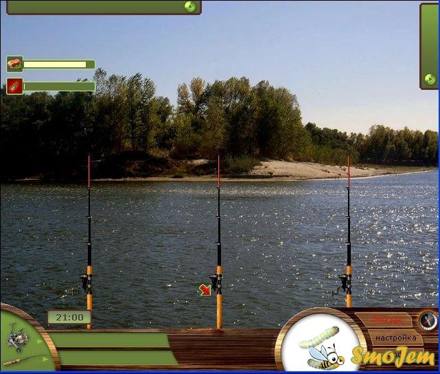 russian fishing 1.5.8 где ловить