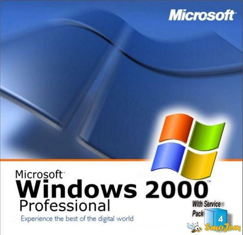 Microsoft windows 2000 professional sp4 office 2000 premium