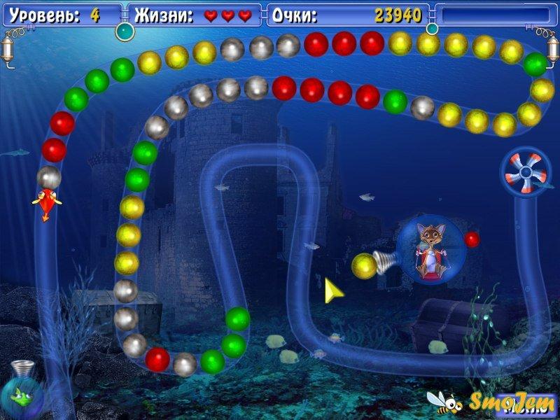 Скачать ключ к игре сприлл подводное приключение