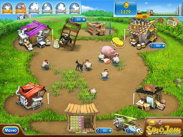 Информация об игре Название Веселая ферма Коллекционное издание 12