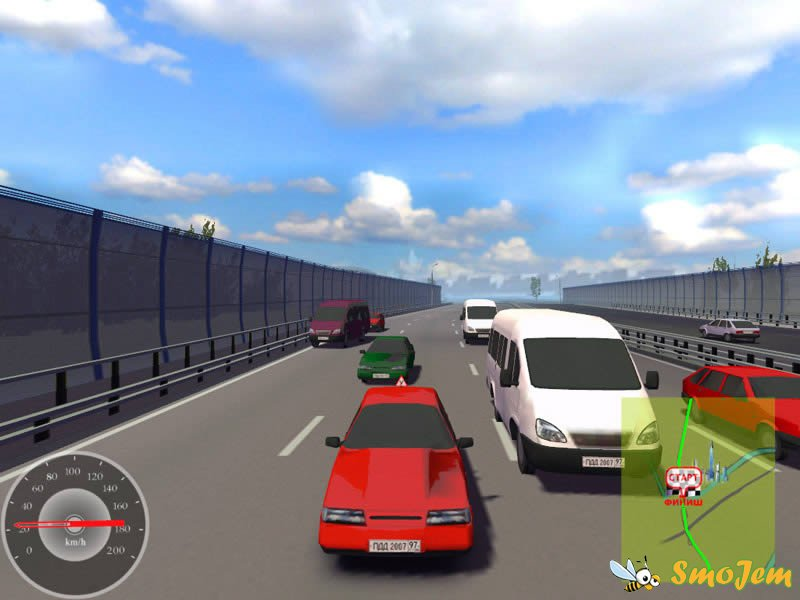 Виртуальный Водитель Пдд Скачать