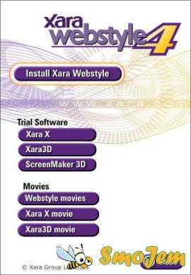 Xara WebStyle 4