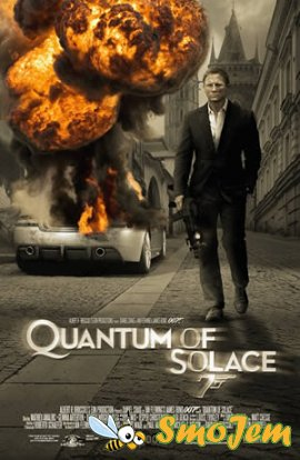 ������ ���� 007: ����� ���������� / James Bond 007: Quantum of Solace