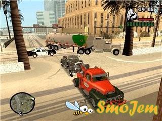 Файлы для GTA: San Andreas / GTA com ua