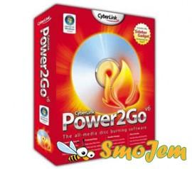Cyberlink Power2GO 6.0.0.1314