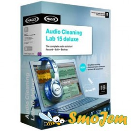 Audio Cleaning Lab 15 Deluxe