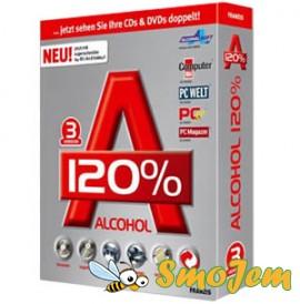 Alcohol 120% 1.9.8.7421 Retail