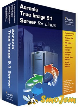 Acronis True Image Server 9.1.3883 for Linux