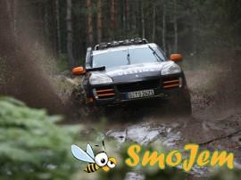 ���� ����� - Porsche Transsyberia