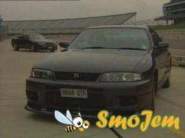 Nissan SkylineGTR Story