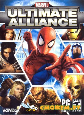 Марвел: Союз супергероев / Marvel: Ultimate Alliance