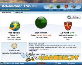 Lavasoft Ad-Aware Pro 8.1.0