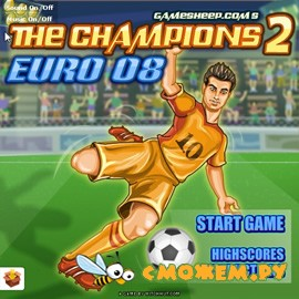 The Champions 2: EURO 2008