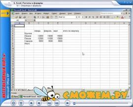 ������������� ����. Microsoft Office XP