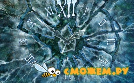 Ice Clock 3D