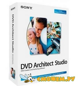 �� �������� � DVD Architect 5.0 [�����] - video-montager