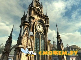 Clock Tower 3D
