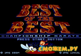 Best of the Best Championship Karate (Sega)