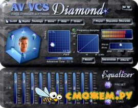 AV Voice Changer Software Diamond 7.0.29