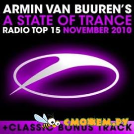 Armin van Buuren - A State Of Trance: Radio Top 15 November