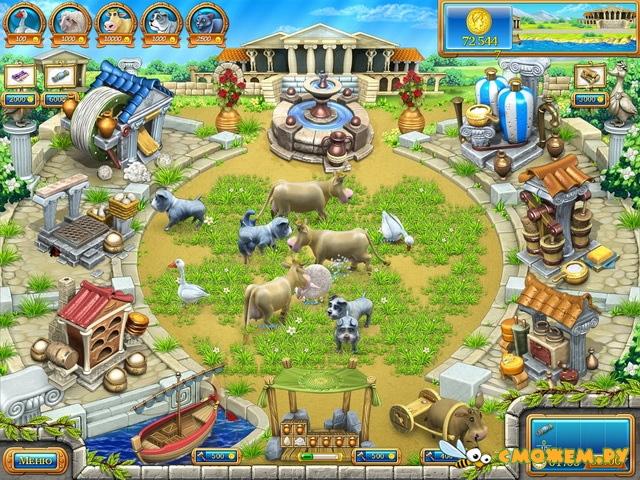 Веселая ферма древний