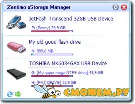 Zentimo xStorage Manager 1.0.4