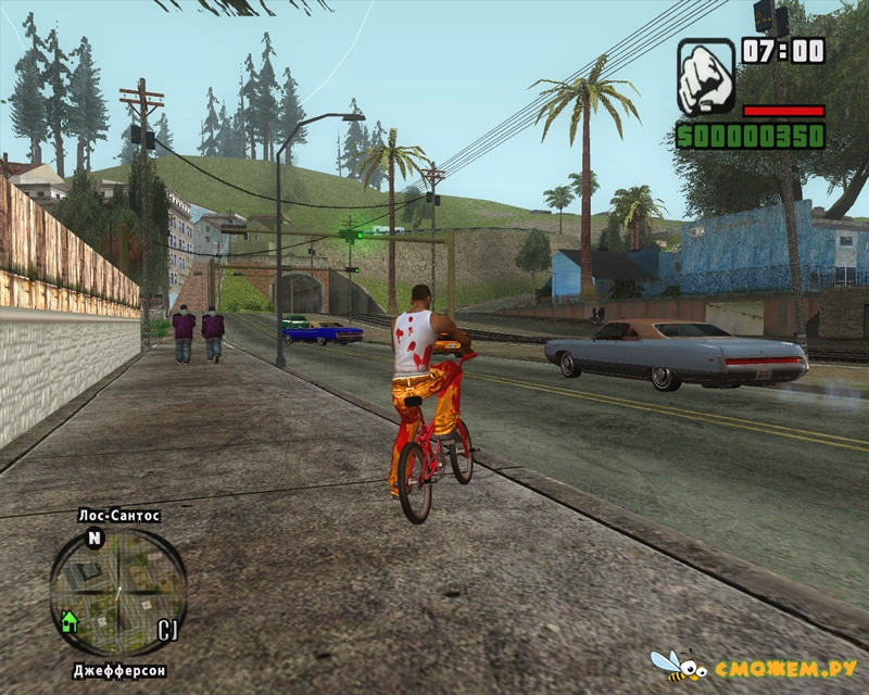 GTA SAN ANDREAS B13 NEED FOR SPEED 2011 PC