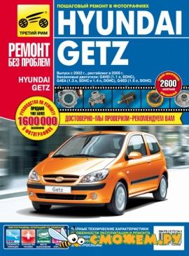 ����������� �� ������� � ������������ Hyundai Getz � 2002 ���� �������