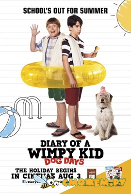 ������� ������� 3 / Diary of a Wimpy Kid: Dog Days