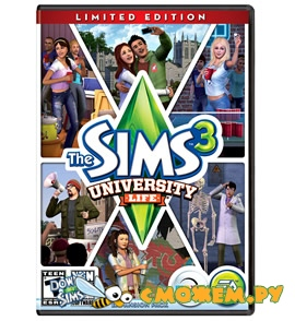 The Sims 3: ������������ �����. ���������� / The Sims 3: University Life
