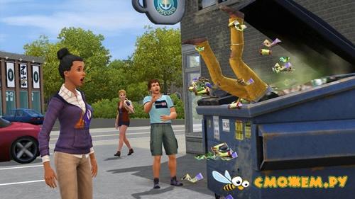 The sims 3 где сохранения - 859cf