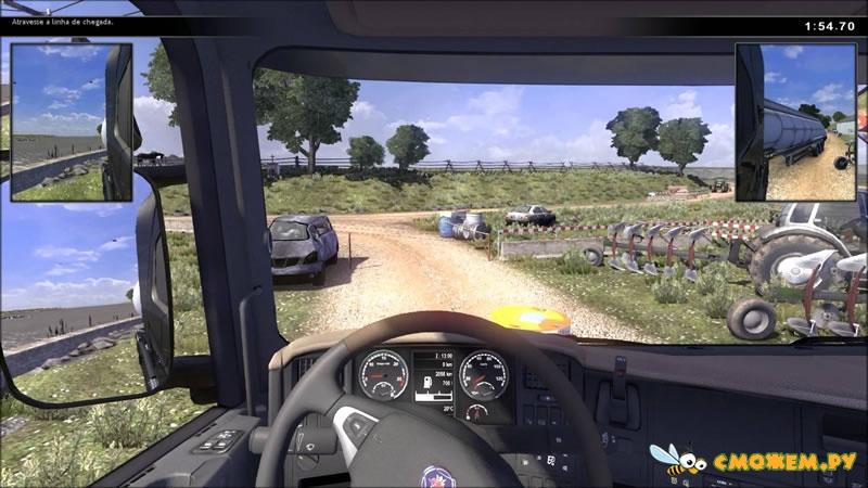 симулятор вождения грузовика скачать торрент - фото 4