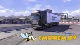 Scania Truck Driving Simulator / ��������� ��������� Scania