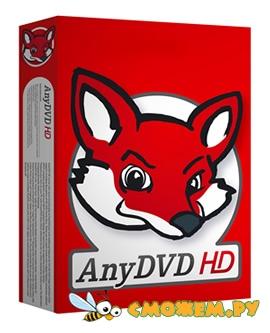 AnyDVD HD 8.0.1.0 + ����