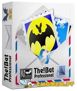 The Bat! Professional 9.4.1 + Ключ