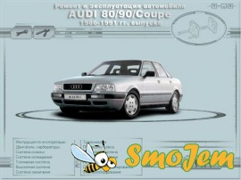 ������ � ������������ ���������� Audi 80/90/Coupe