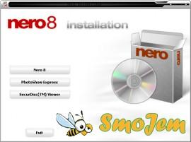 Nero 8 Ultra Edition v8.0.3.0 Retail