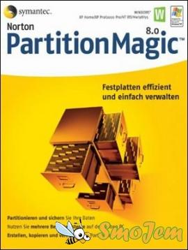 Norton Partition Magic 8.05