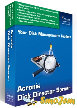Acronis Disk Director Suite 10.0.2161