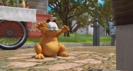 ��������� ������� / Garfield Gets Real