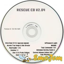 Rescue CD v2.04