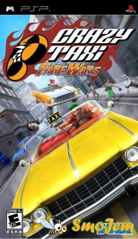 Crazy Taxi - Fare Wars