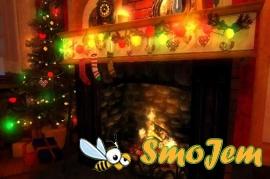Christmas Magic 3D Screensaver