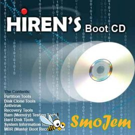 Hiren's BootCD 9.1