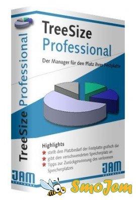 TreeSize Professional v4.3.2.335