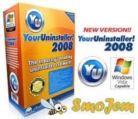 Your Uninstaller 2008 Pro 6.1.1246