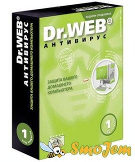 Dr.Web 4.44.12261