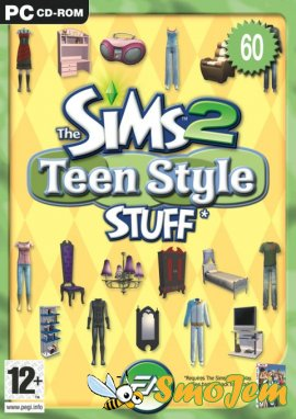 The Sims 2 Teen Style Stuff / Sims 2 ��������� ����� �������