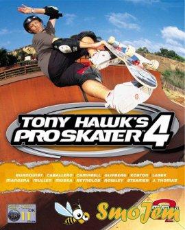 Tony Hawk's Pro Skater 4 / THPS 4